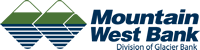 Mountain West Bank - Division of Glacier Bank logo